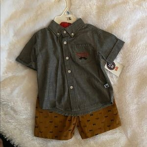 18 month boy outfit